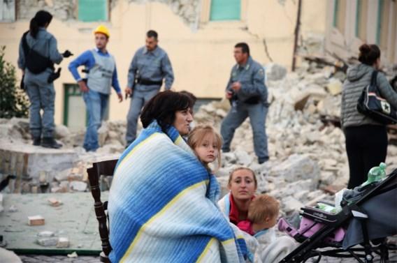 Italiaanse overheid vangt 26.000 mensen op na aardbevingen