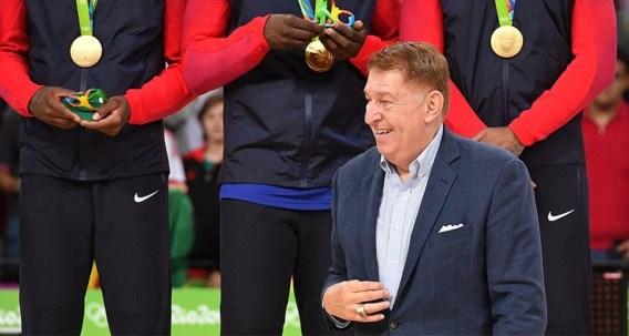 Jerry Colangelo stopt als voorzitter Amerikaanse basketbalbond