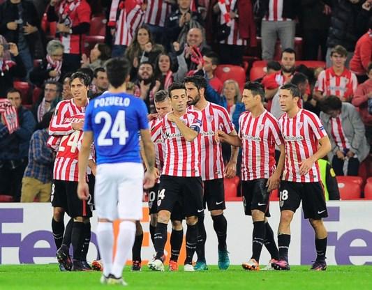 Sterk Genk verliest na doelpuntenfestival in Bilbao
