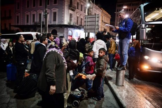 Griekenland gaat 2000 vluchtelingen naar Kreta verhuizen