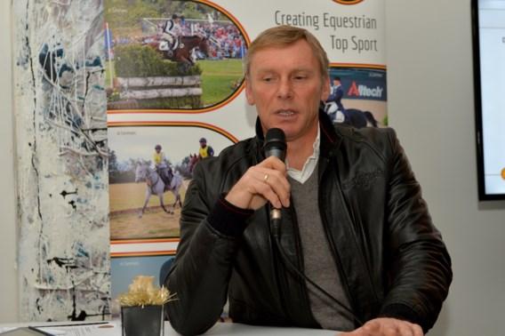 Dirk Demeersman neemt afscheid van Belgisch jumpingteam