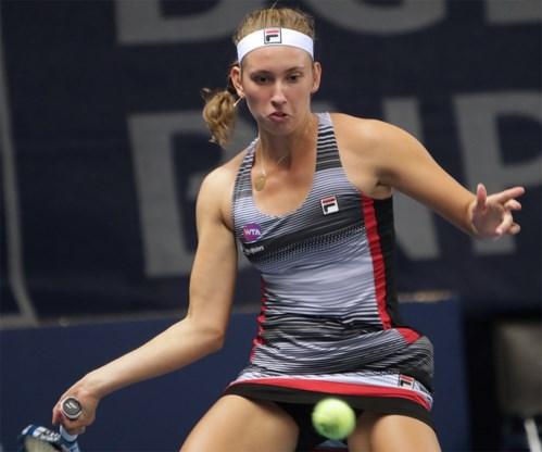 Elise Mertens bereikt halve finale in Toronto