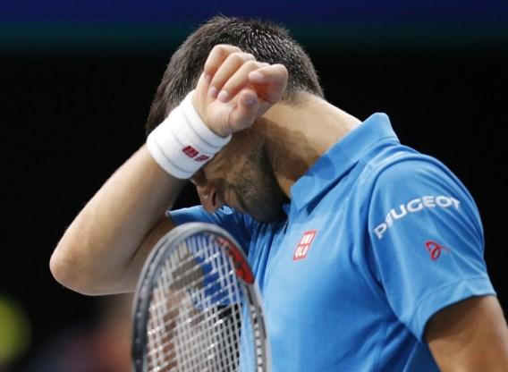 Djokovic dreigt nummer één-positie kwijt te raken