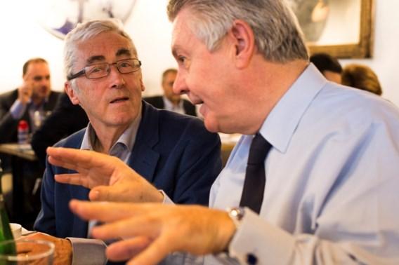 De Gucht: 'Juncker heeft geen ruggengraat'