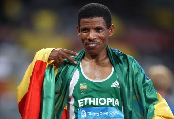 Haile Gebreselassie verkozen tot voorzitter Ethiopische atletiekfederatie