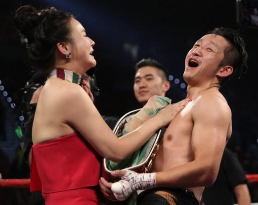 Chinees Zou verovert WBO-titel bij vlieggewichten