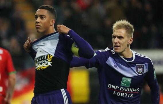 VIDEO. Anderlecht en Oostende blijven naast elkaar staan op tweede plaats