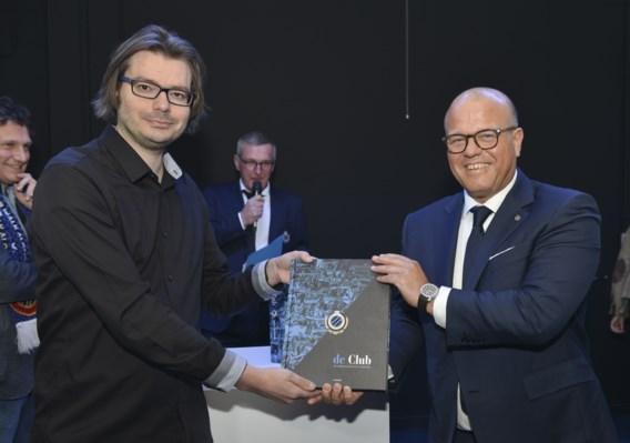 Boek over 125 jaar Club Brugge voorgesteld