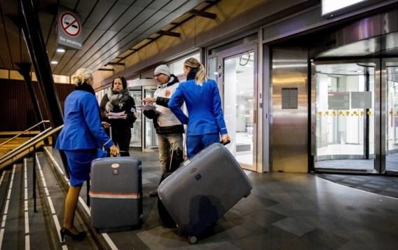 Cabinepersoneel KLM hervat acties woensdag
