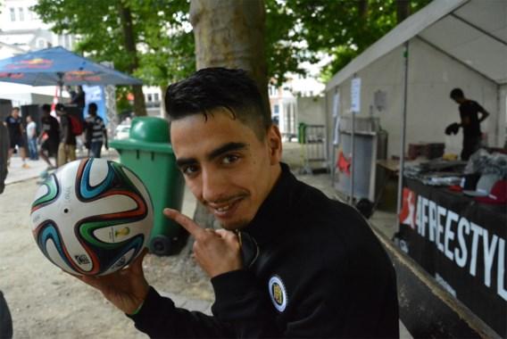 "Soufiane ""Bencok"" El Marnissi sneuvelt in achtste finales WK street style"