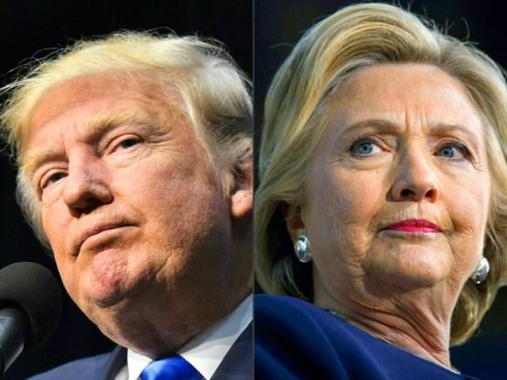 Trump: 'Problemen met stemcomputers in heel het land'
