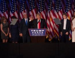 Trump bedankt 'superman', maar vergeet running mate
