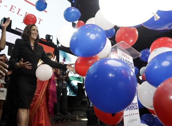 Californië kiest vrouwelijke Indiaas-Amerikaan als senator