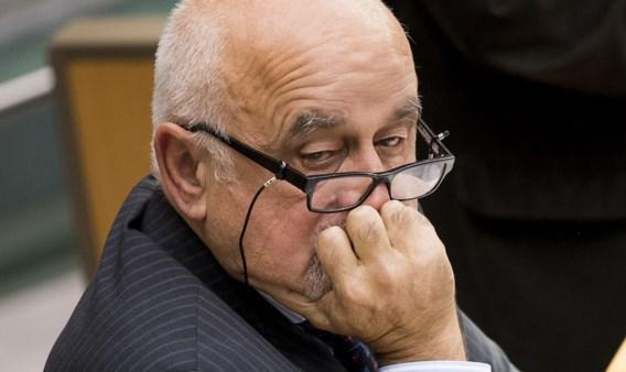 Peumans slaat mea culpa in Vlaams Parlement