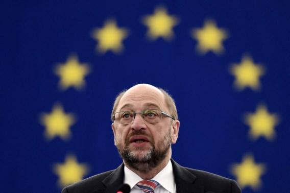 Schulz verwacht moeilijkere betrekkingen met Verenigde Staten