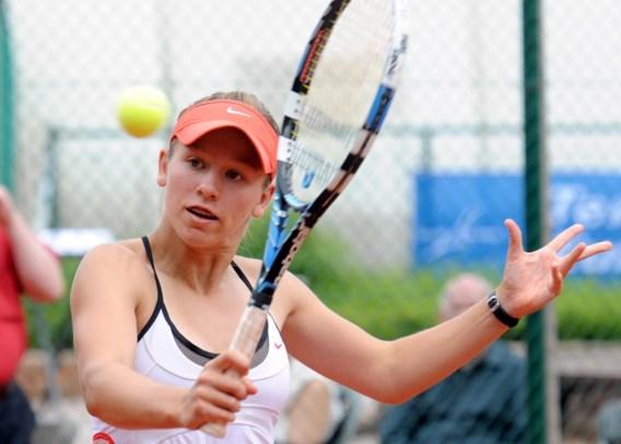 An-Sophie Mestach moet inpakken na eerste ronde van IFT-toernooi in Tokio