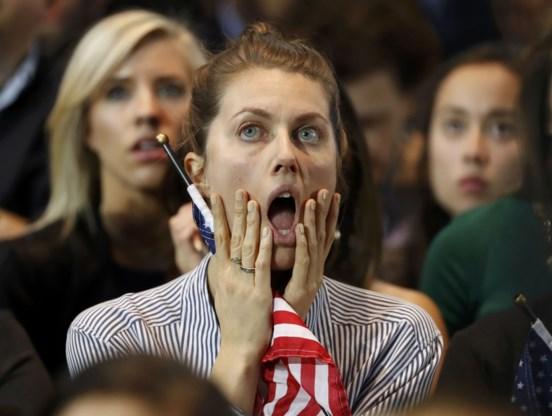 'Een vrouw als president is voor veel Amerikanen een te zure appel om in te bijten'