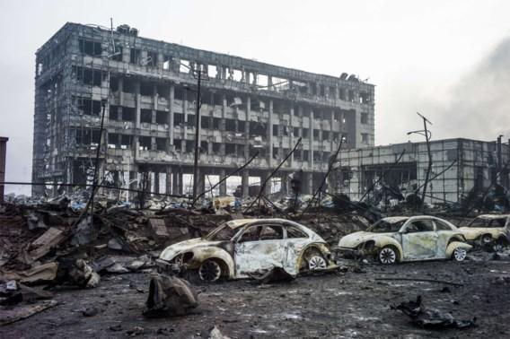 China: 49 mensen in cel na zware explosie in haven van Tianjin