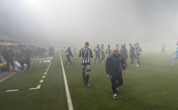 Charleroi en Standard op het matje geroepen voor wangedrag supporters