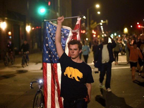 'Calexit': inwoners Californië willen <I>out </I>na verkiezingsuitslag