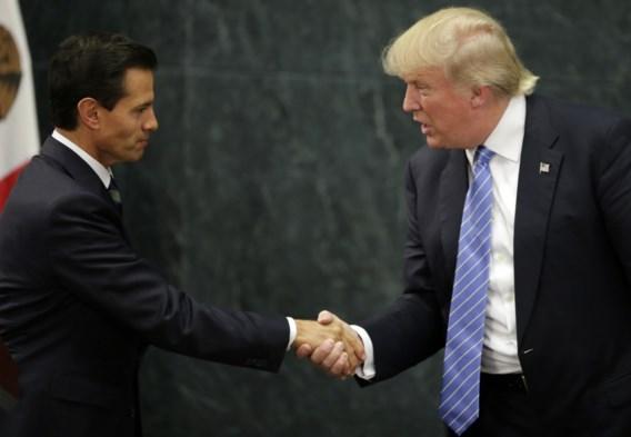 Mexicaans president 'klaar' om samen te werken met Trump