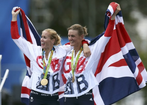 Tweevoudig olympisch roeikampioene Heather Stanning (31) stopt