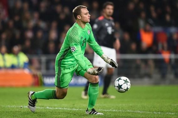 Duits elftal mist Manuel Neuer voor kwalificatiewedstrijd in San Marino