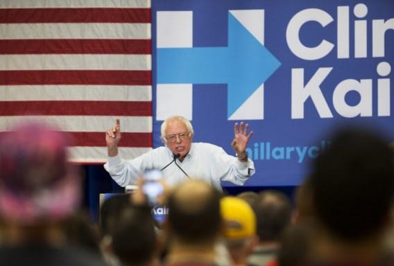 Bernie Sanders wil samenwerken met Trump om leven van arbeidersgezinnen te verbeteren