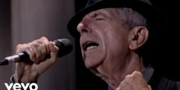 VIDEO. De bekendste nummers van Leonard Cohen