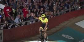Gents Kuipke wuift Cancellara uit