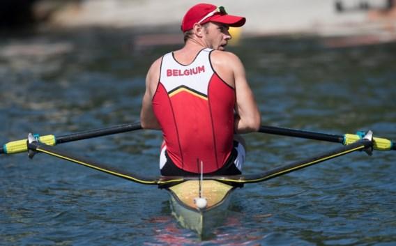Ward Lauwers roeit in Seneffe sneller dan olympisch finalist Hannes Obreno