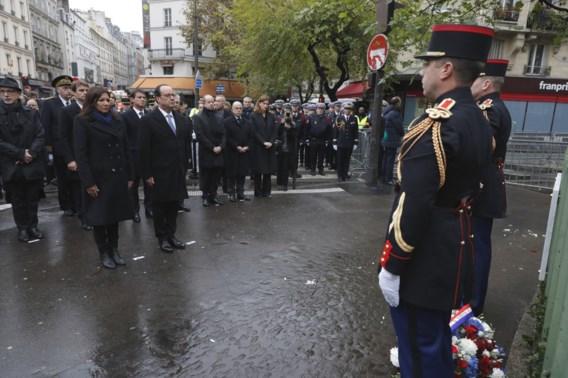 Frankrijk herdenkt aanslagen