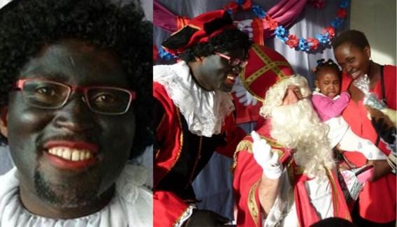 Zwarte politicus verkleedt zich als Zwarte Piet: 'Deze discussie draagt echt niet bij tot verdraagzaamheid'