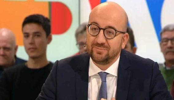 Premier Michel: 'Geen formele koppeling hervorming vennootschapsbelasting en fiscale rechtvaardigheid'