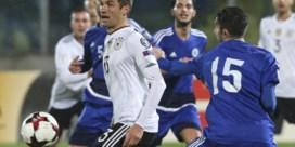 """Voetbaldwerg zet Thomas Müller héérlijk op zijn plaats: """"Interland was wél nuttig"""""""