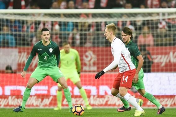 Anderlecht-spits Teodorczyk treft ook raak voor Polen