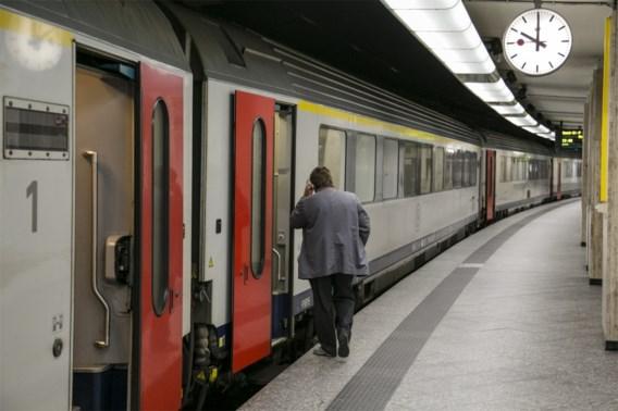Brussels treinverkeer even verstoord na persoonsongeval