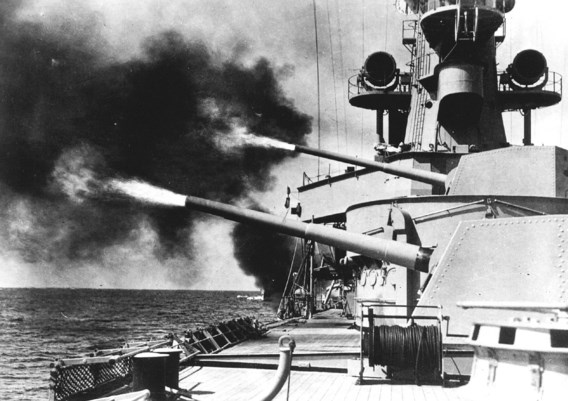 'Nederlandse oorlogsschepen Javazee gestolen om brons en koper'