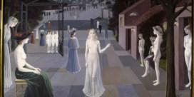 Schilderij van Delvaux levert 2,6 miljoen dollar op voor Stichting
