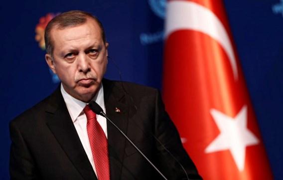Erdogan: 'België is centrum voor PKK- en Gülen-aanhangers'