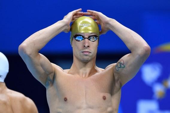 Zilveren Pieter Timmers voert selectie van negen Belgische zwemmers aan voor WK kortebaan
