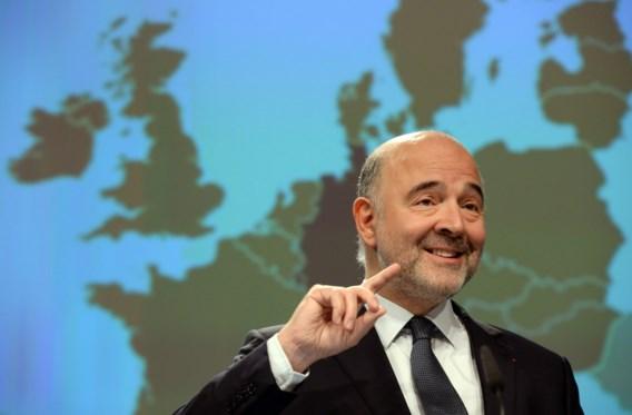 Europese Commissie buist Belgische begroting