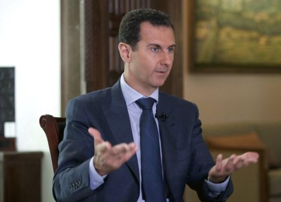 """Assad: """"Trump is een natuurlijke bondgenoot"""""""