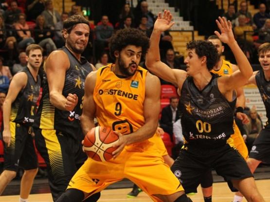 Oostende verrast Tenerife op Champions League basket