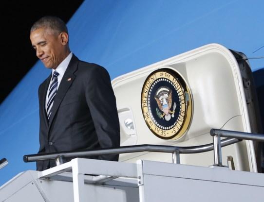 Obama aangekomen in Berlijn, protest tegen president in Athene