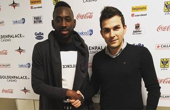 Boli viert zijn verjaardag met contractverlenging bij STVV