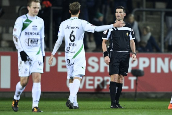 Lommel United zonder geschorste Lenaerts naar Cercle Brugge