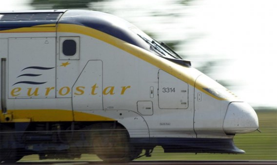 Eurostar tijdlang ontruimd in Lille