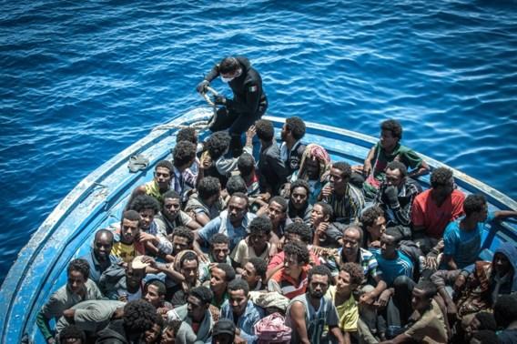 'Italiaanse politie martelde migranten om te voldoen aan EU-target'