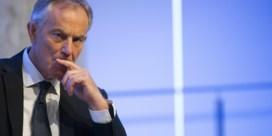 'Tony Blair duikt in politiek vacuüm'